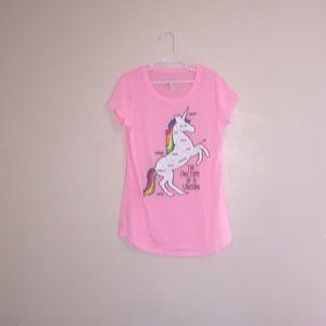 The Anatomy Of A Unicorn Cute T-shirt 🥰!